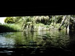 Under A Bridge To A Long Canal.