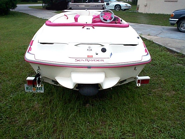 Slide Show for album :: 2004 14 Foot Sea Ray, Sea Rayder Jet Boat
