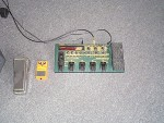 GFX8 Effects Pedal And Other Effects Pedals.
