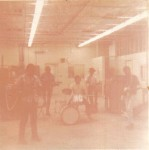 Picture Of Me, First Playing In Public, I Was 13 Years Old.  I Got Bigger And My Drums Just Had To Follow !