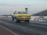 Highlight for Album: Pro/Street 1973 Vega, 10 Second Street Legal Car !