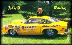 This Car Ran 8.60 @ 152 MPH On Alcohol With A 1.2 60 Foot Time.