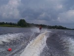 Highlight for Album: Sking And Knee Boarding Pictures.