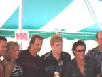 Meeting Journey Before The Concert.