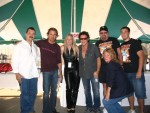 Meeting Journey Before The Concert.   I Look Like A Chipmonk !